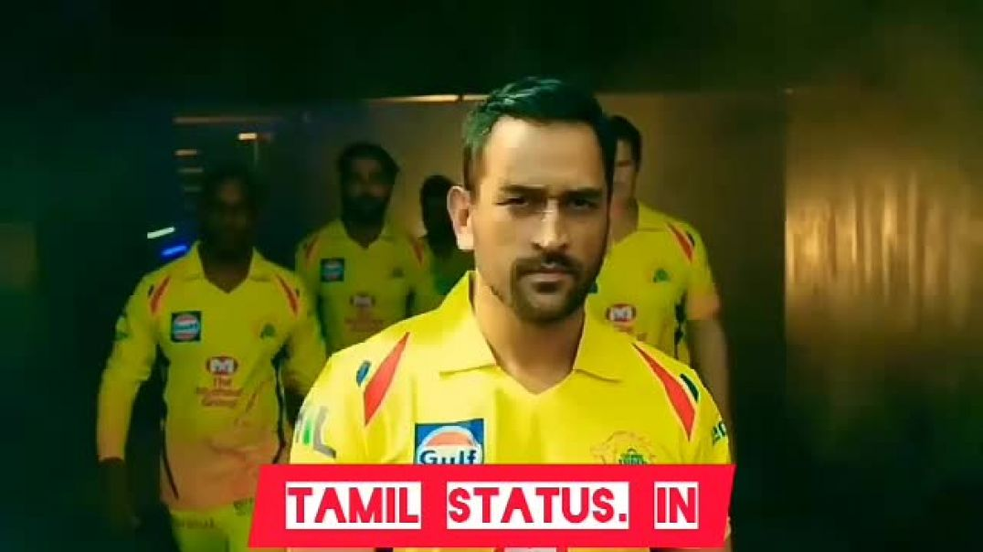 Chennai Super Kings Whatsapp Status 2020