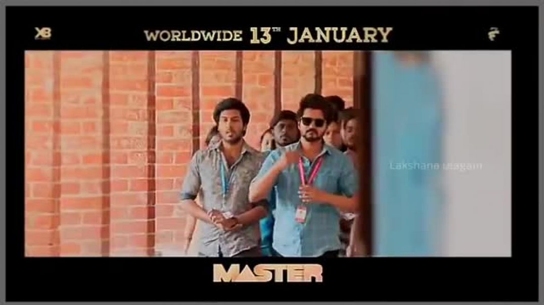 Master HD Promo || All promo in one || Vaathi coming video status in tamil
