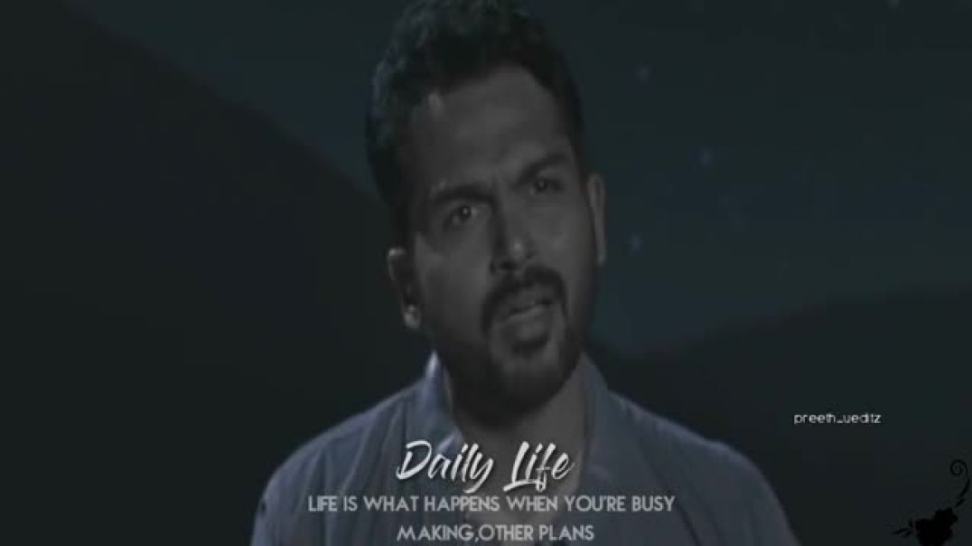 Life WhatsApp Status Motivational Video Download in Sulthan Full HD